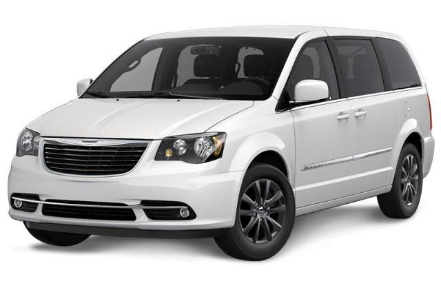 2016 Chrysler Town & Country S Van