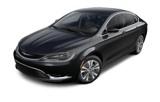 2016 Chrysler 200 90th Anniversary Edition Sedan