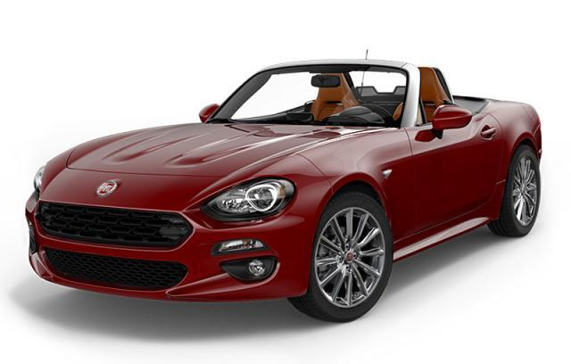 New 2017 FIAT 124 Spider Lusso Convertible dealer in Windsor, Ontario - inventory