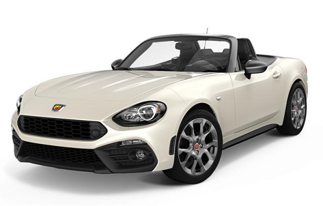 New 2017 FIAT 124 Spider Abarth Convertible for sale in Windsor, Ontario