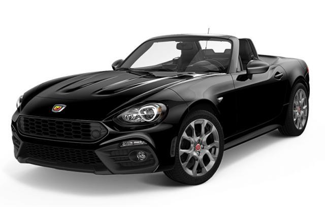 2017 FIAT 124 Spider Abarth Convertible