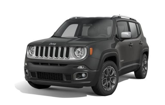 2017 Jeep Renegade Limited VUS