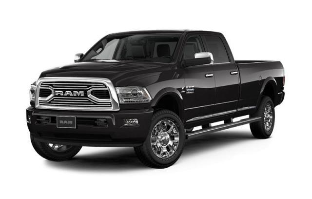 2017 Ram 3500 LIMITED Truck Crew Cab