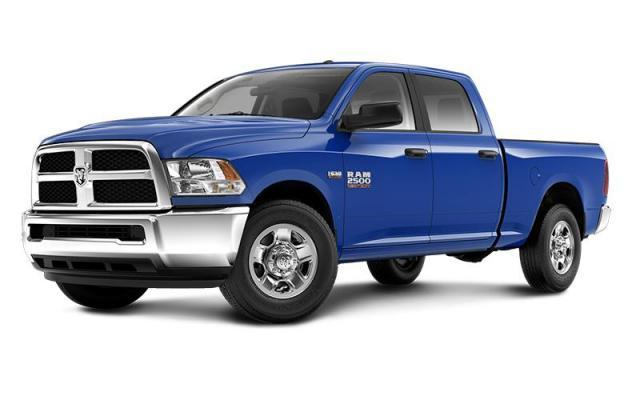 New 2017 Ram 2500 SLT Truck Crew Cab for sale in Cold Lake AB