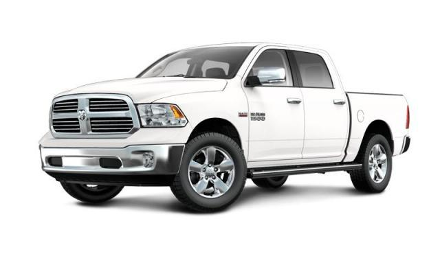 New 2017 Ram 1500 Big Horn Truck Crew Cab for sale in Windsor, Ontario
