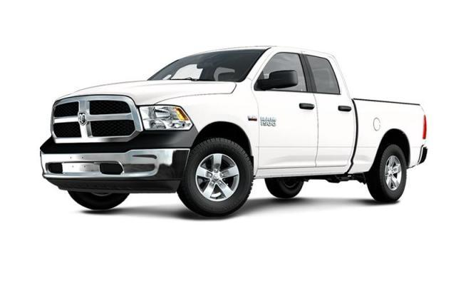 New 2017 Ram 1500 SXT Truck Quad Cab for sale in Victoria BC at Wille Dodge Chrysler Ltd.