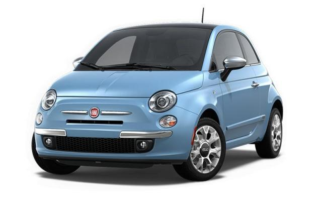 New 2017 FIAT 500 Lounge Hatchback for sale in Windsor, Ontario