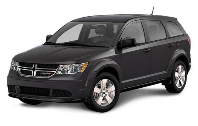 2017 Dodge Journey Canada Value Package VUS