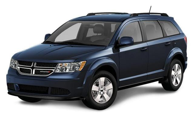 2017 Dodge Journey SE Plus SUV