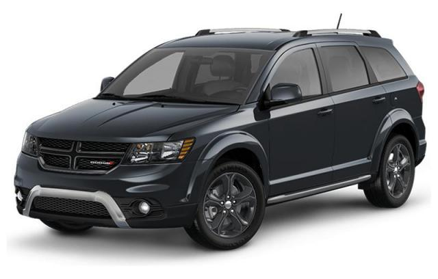 New 2017 Dodge Journey Crossroad SUV for sale in Windsor, Ontario