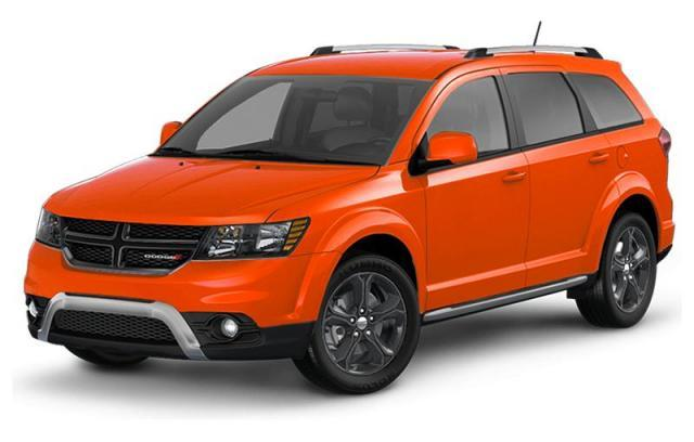 2017 Dodge Journey Crossroad VUS