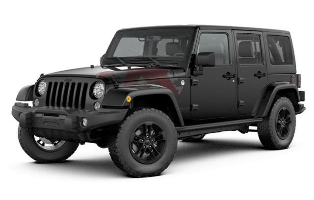 2017 Jeep Wrangler Unlimited Winter Edition VUS