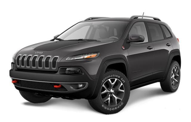 2017 Jeep Cherokee Trailhawk Leather Plus SUV