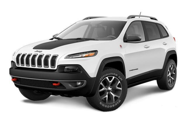 2017 Jeep Cherokee Trailhawk Leather Plus VUS