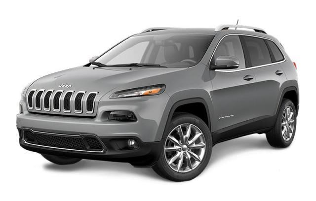 2017 Jeep Cherokee Limited SUV 1C4PJMDS9HD215573 17338 Billet Metallic