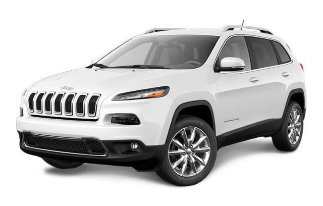 2017 Jeep Cherokee Limited SUV