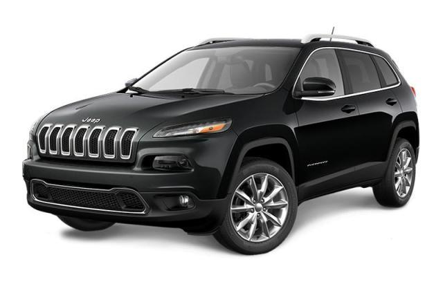New 2017 Jeep Cherokee Limited SUV for sale in Windsor, Ontario