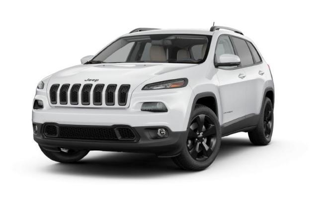2017 Jeep Cherokee High Altitude VUS