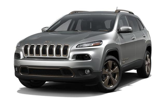 2017 Jeep Cherokee 75th Anniversary Edition VUS