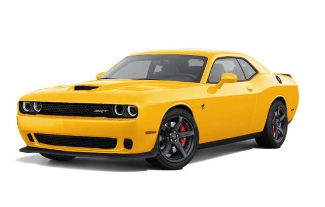 2017 Dodge Challenger SRT Hellcat Coupe