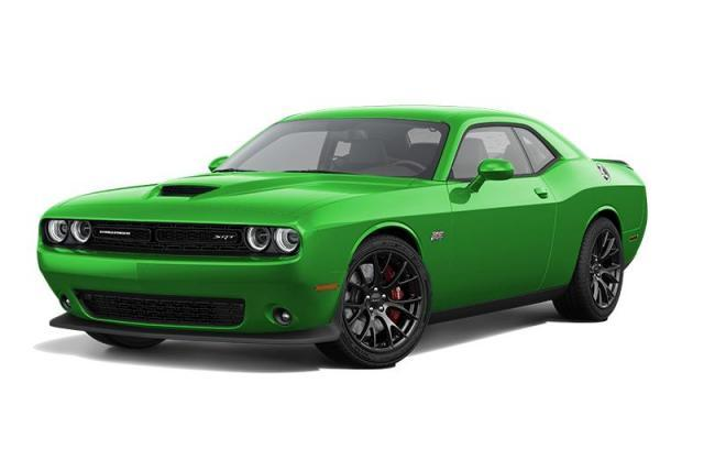2017 Dodge Challenger SRT 392 Coupe
