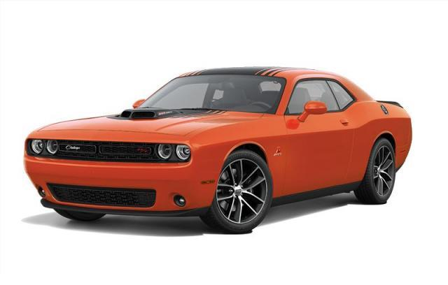 New 2017 Dodge Challenger R/T 392 Coupe 17C011 Calgary, AB