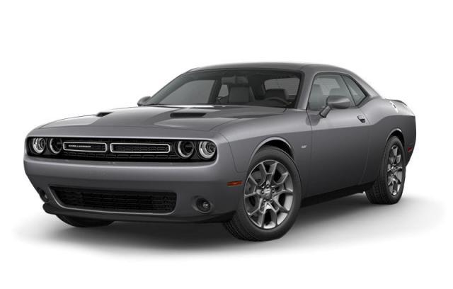 2017 Dodge Challenger GT Coupé