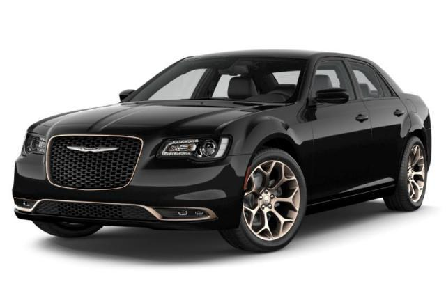 2017 Chrysler 300 S Alloy Edition Sedan