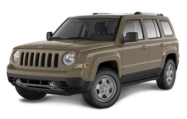 2017 Jeep Patriot North Edition SUV
