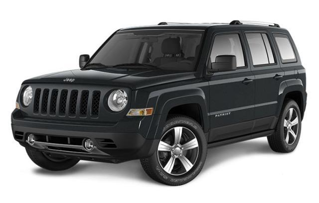 2017 Jeep Patriot HIGH ALTITUDE 4WD SUV