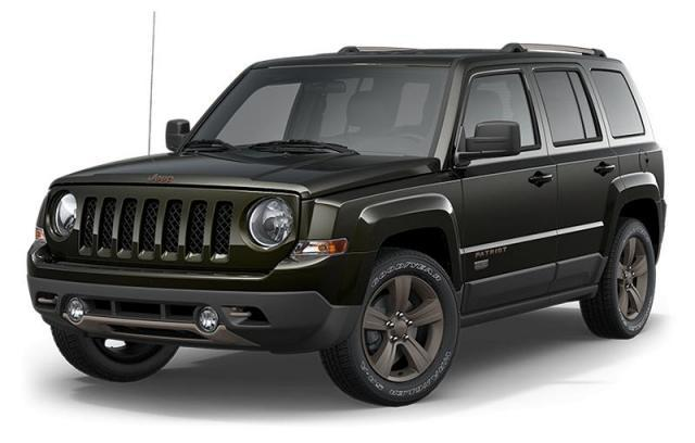 2017 Jeep Patriot 75th Anniversary Edition SUV