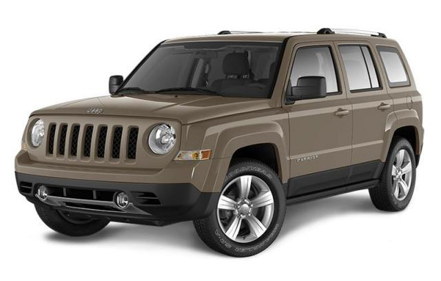 New 2017 Jeep Patriot High Altitude SUV for sale in Victoria BC at Wille Dodge Chrysler Ltd.