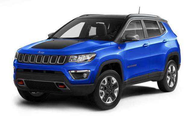 2017 Jeep All-New Compass Trailhawk VUS