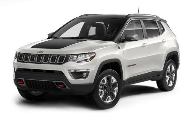 2017 Jeep All-New Compass TRAILHAWK 4WD SUV