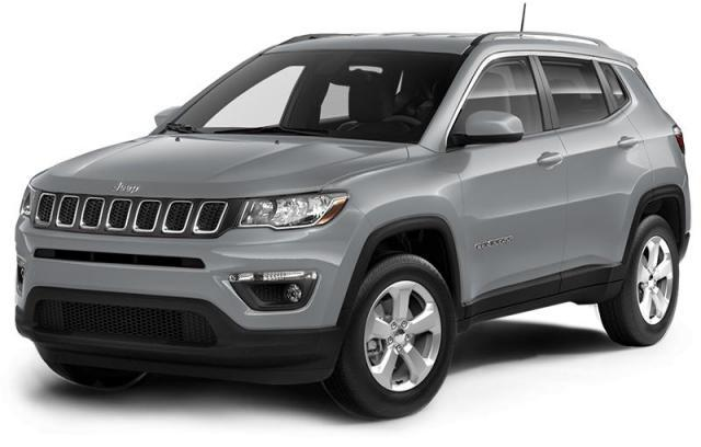 2017 Jeep All-New Compass North SUV