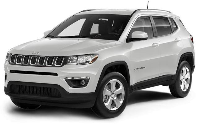 2017 Jeep All-New Compass North VUS
