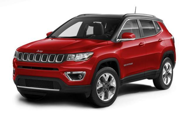 2017 Jeep All-New Compass Limited SUV