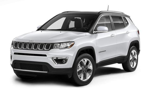 2017 Jeep All-New Compass Limited VUS