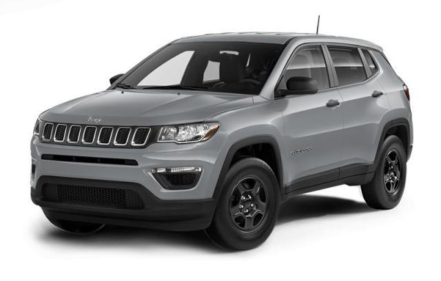 2017 Jeep All-New Compass Sport SUV
