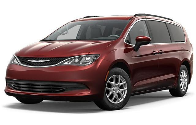 2017 Chrysler Pacifica Touring Van