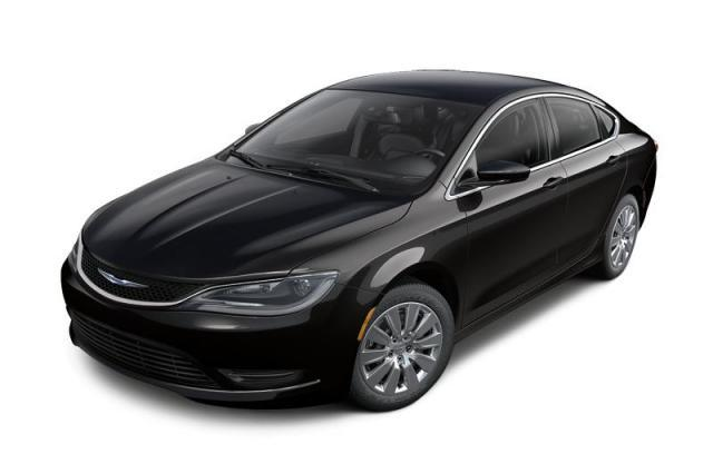 2017 Chrysler 200 LX Sedan