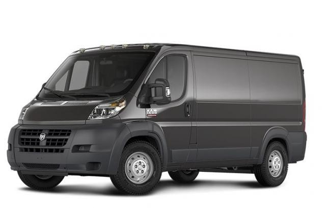 2017 Ram ProMaster 1500 Low Roof 136 in. WB Van Cargo Van