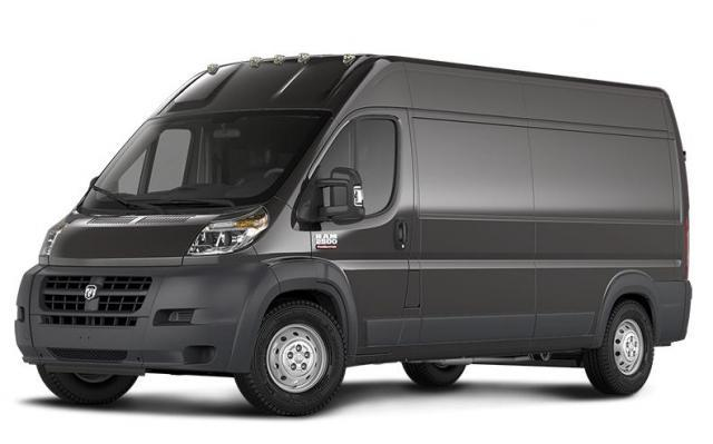 2017 Ram ProMaster 2500 High Roof 159 in. WB Van Cargo Van