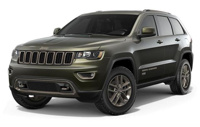 2017 Jeep Grand Cherokee Laredo 75th Anniversary Edition SUV