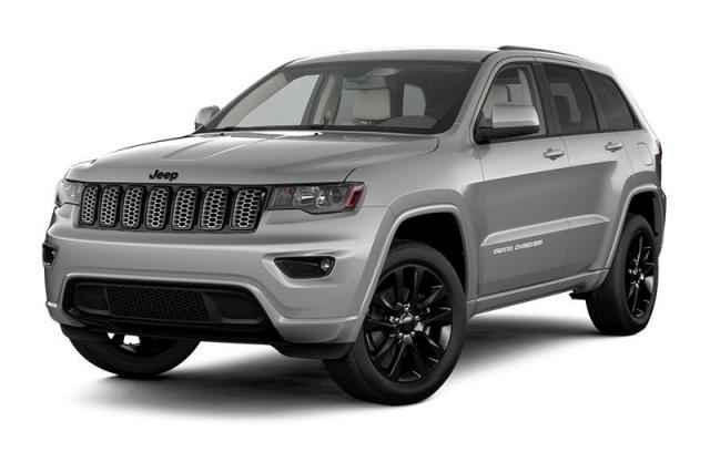 New 2017 Jeep Grand Cherokee Laredo SUV Calgary, AB