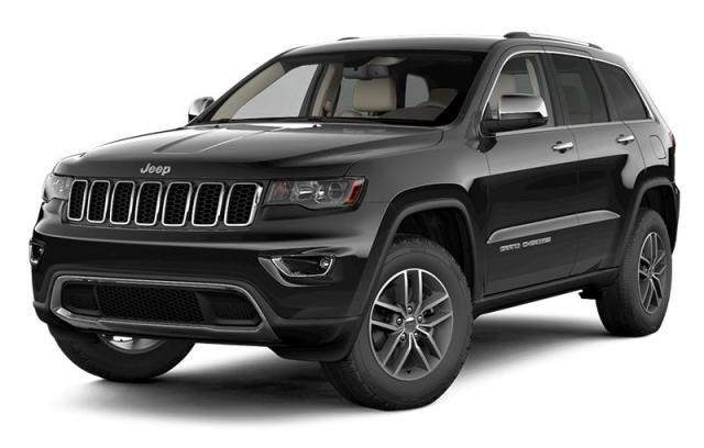 2017 Jeep Grand Cherokee Limited VUS