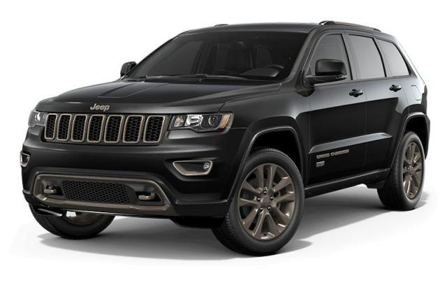 2017 Jeep Grand Cherokee Limited 75th Anniversary Edition SUV