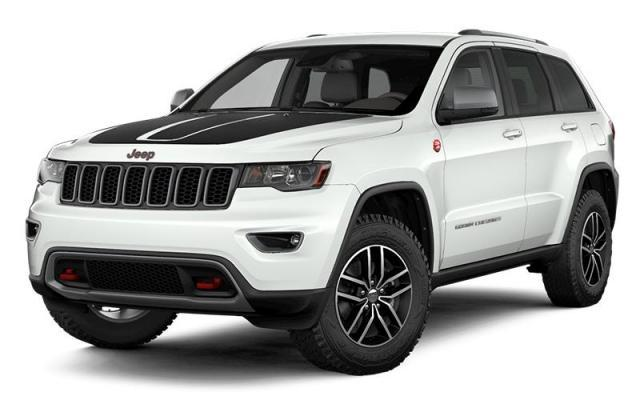2017 Jeep Grand Cherokee Trailhawk SUV