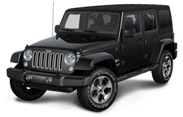 2018 Jeep Wrangler JK Unlimited Sahara VUS