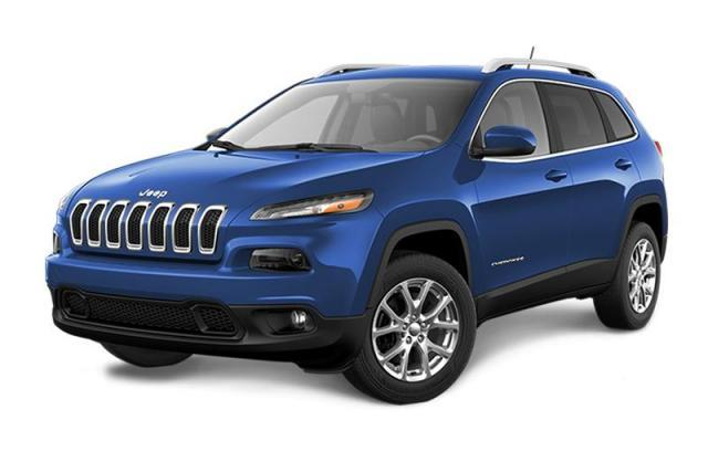 2018 Jeep Cherokee North 4X4 SUV